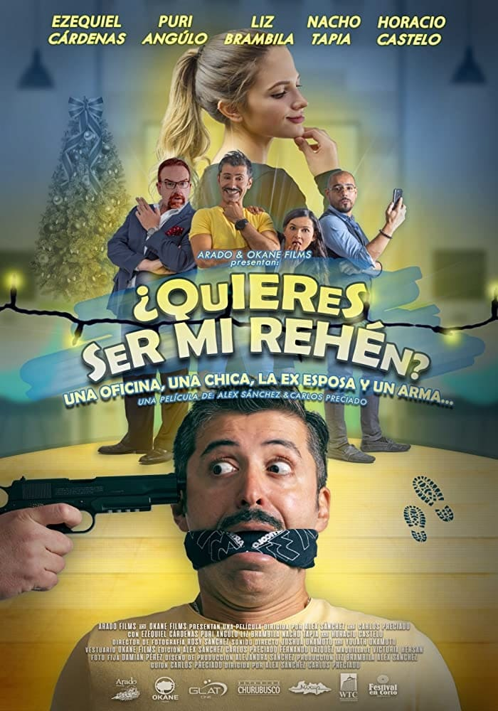 ¿Quieres ser mi rehén? (2019) HD 1080p Latino