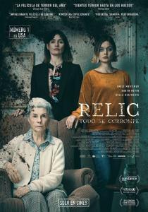 Relic (2020) HD 1080p Latino