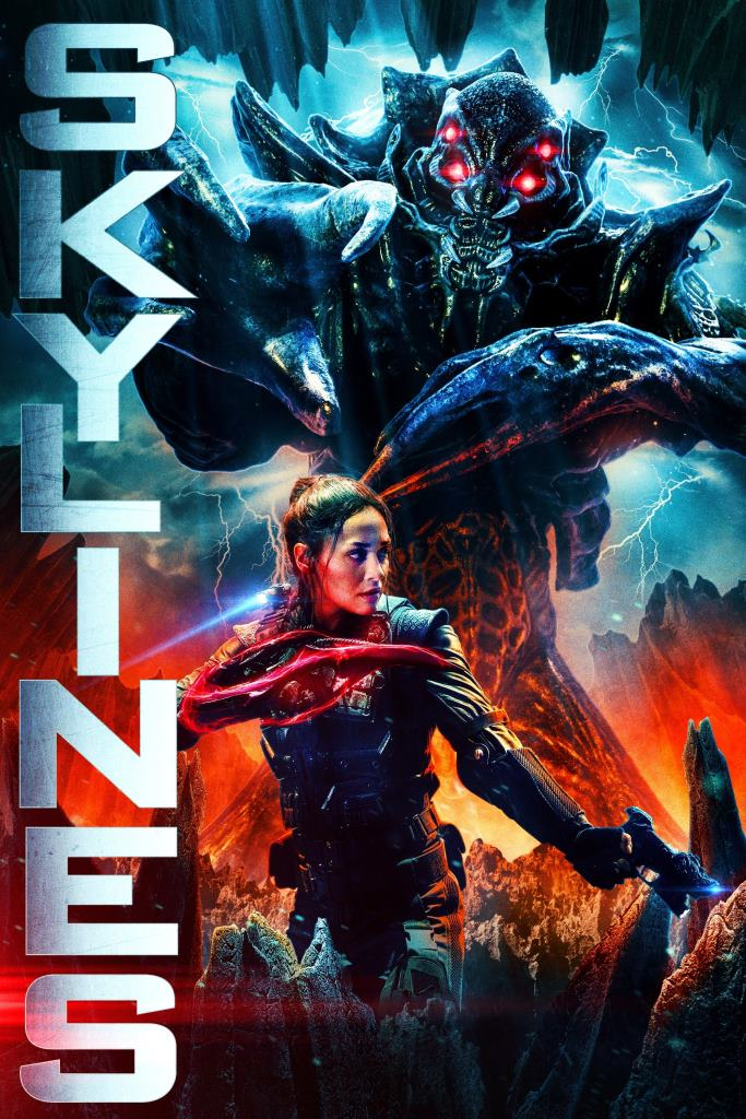 Skylines (2020) HD 1080p Latino