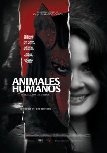 Animales humanos (2020) HD 1080p Latino