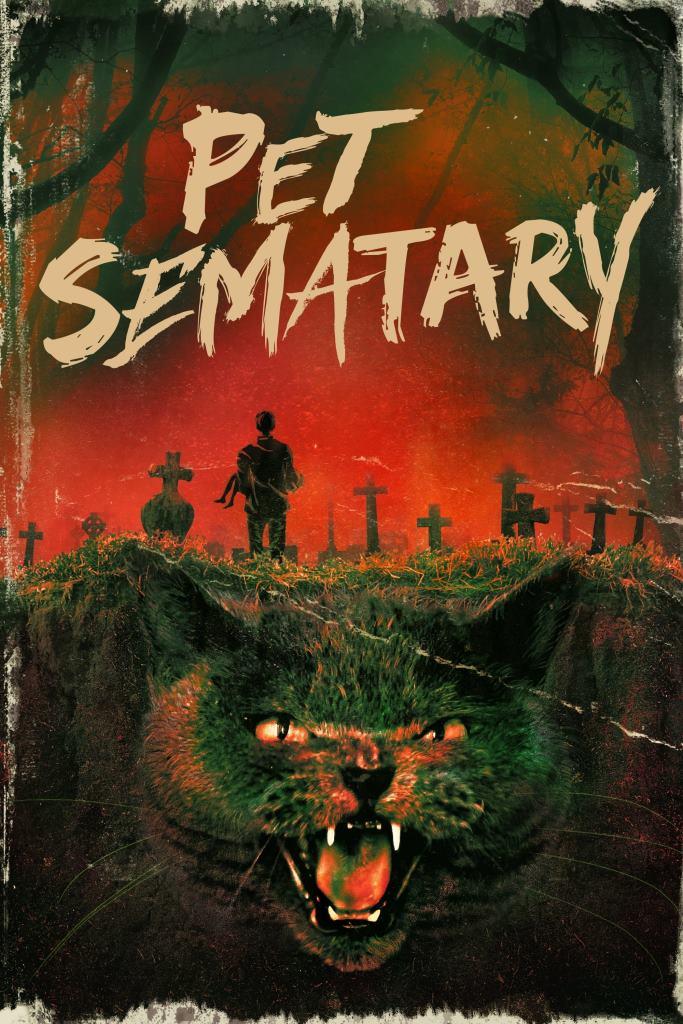 Cementerio de Mascotas (1989) HD 1080p Latino