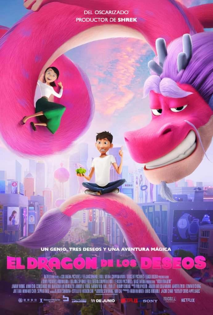 El dragón de los deseos (2021) HD 1080p Latino