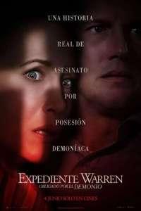 El conjuro 3: el diablo me obligó a hacerlo (2021) HD 1080p Latino