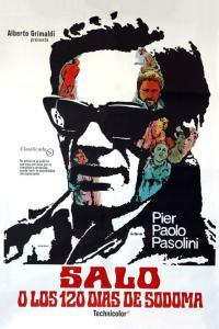 Saló, o los 120 días de Sodoma (1975) HD 1080p Latino