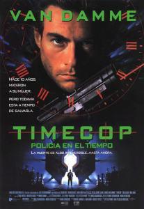 Timecop: Policía en el tiempo (1994) HD 1080p Latino