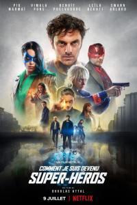 Cómo me convertí en superhéroe (2020) HD 1080p Latino