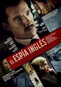 El espía inglés (2021) HD 1080p Latino
