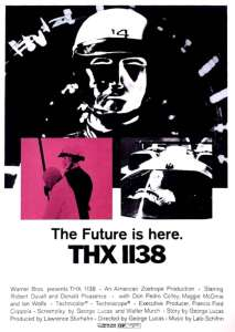 THX 1138 (1971) HD 1080p Latino