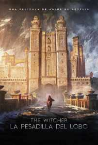 The Witcher: La pesadilla del lobo (2021) HD 1080p Latino