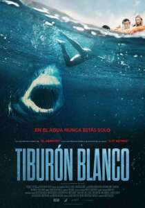 Tiburón blanco (2021) HD 1080p Latino