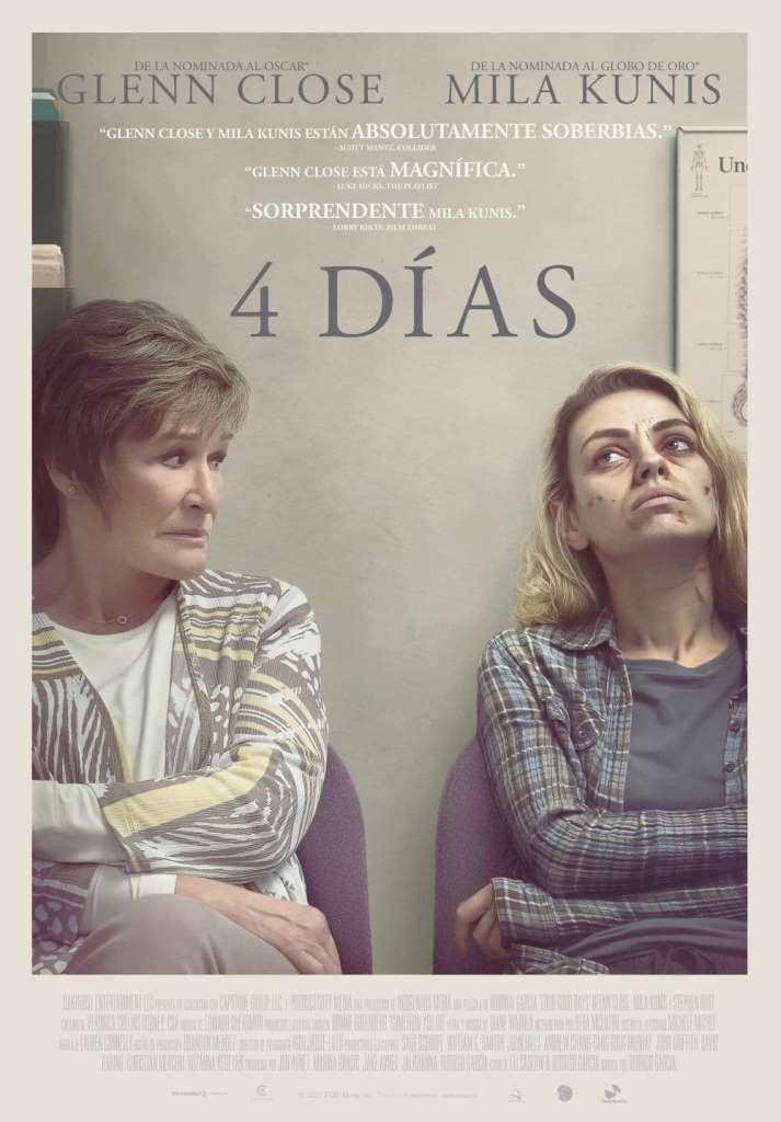 4 días (2021) HD 1080p Latino