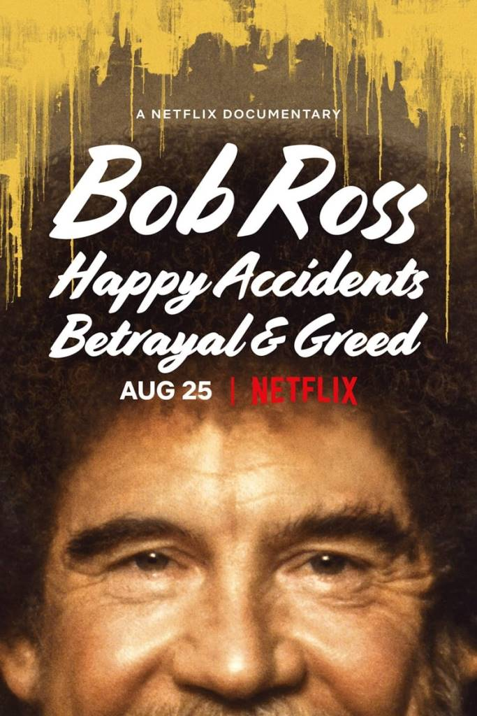 Bob Ross: Casualidades, traiciones y avaricia (2021) HD 1080p Latino