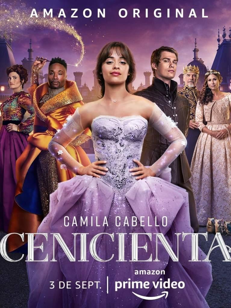 Cenicienta (2021) 4K Ultra HD Latino