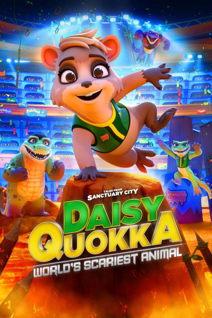 Daisy Quokka, ciudad santuario (2021) HD 1080p Latino