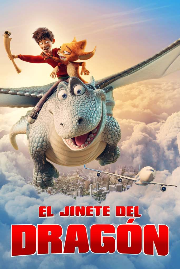 El jinete del dragón (2020) HD 1080p Latino
