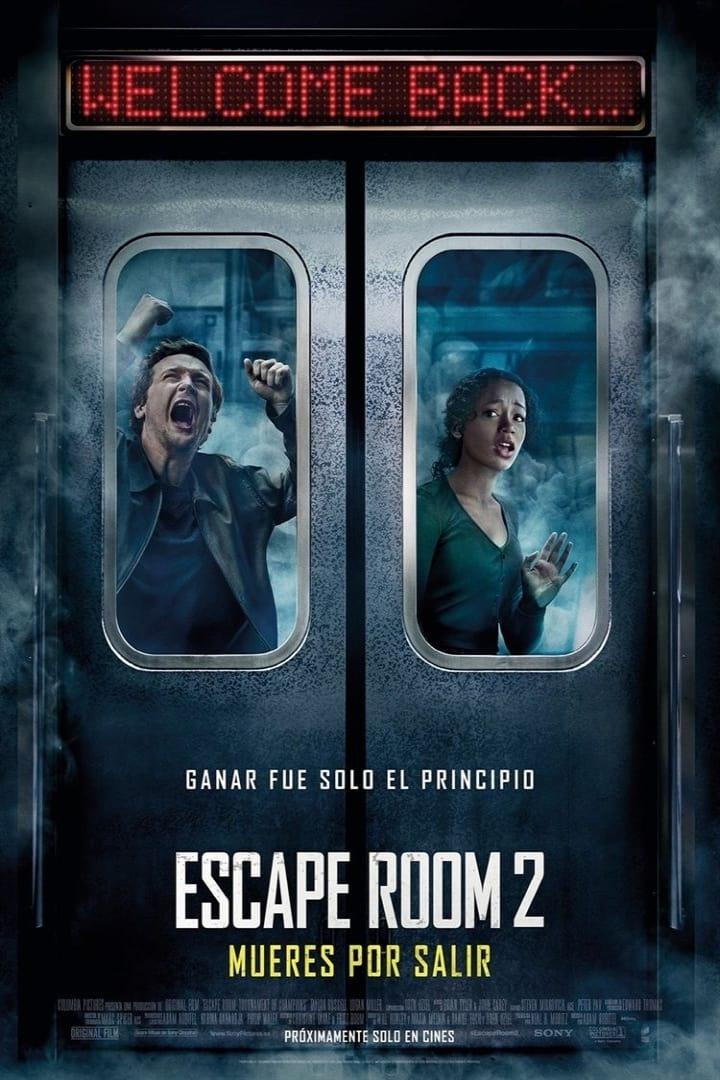 Escape Room 2: Mueres por salir (2021) 4K Ultra HD Latino