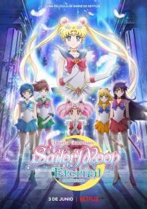 Pretty Guardian Sailor Moon Eternal: La película – 1.ª parte (2021) HD 1080p Latino