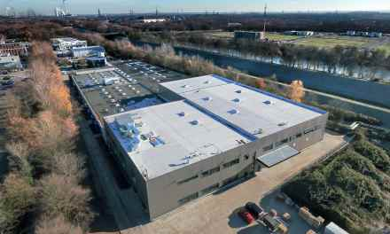 Masterflex inaugurates multifunctional production and warehouse