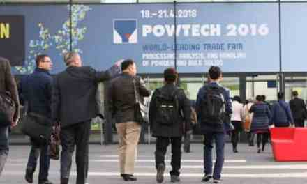 Powtech 2017: More for Pharma