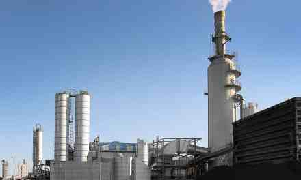 Steuler supplies flue gas cleaning for Saudi Arabia