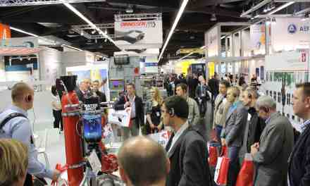Powtech mit Networking Campus und Guided Tours