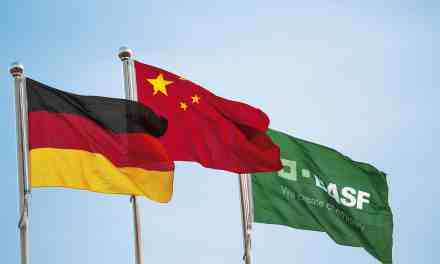 BASF plans plastic plants in China