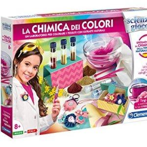 La chimica dei colori