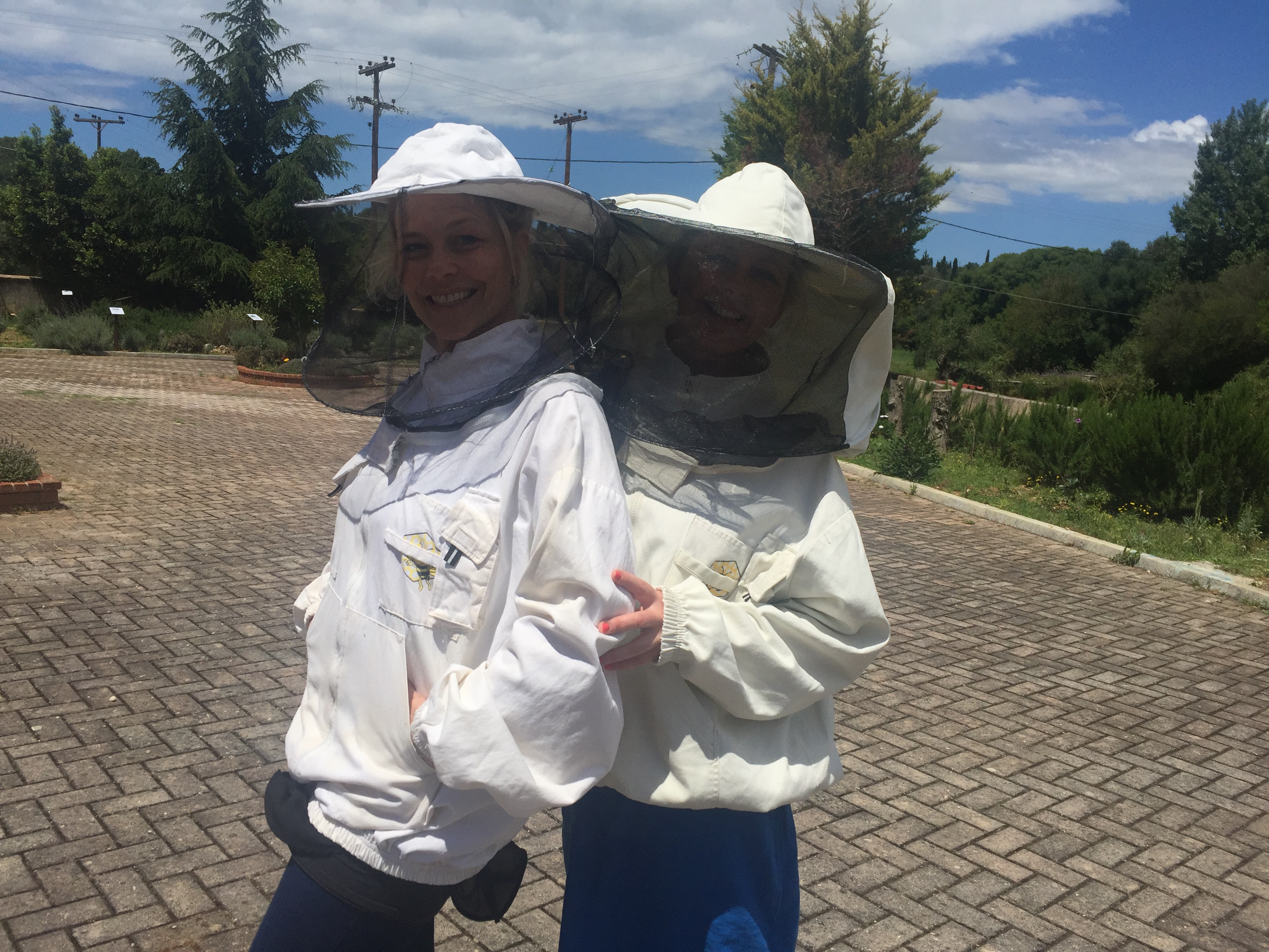 Excursion to local beekeeper