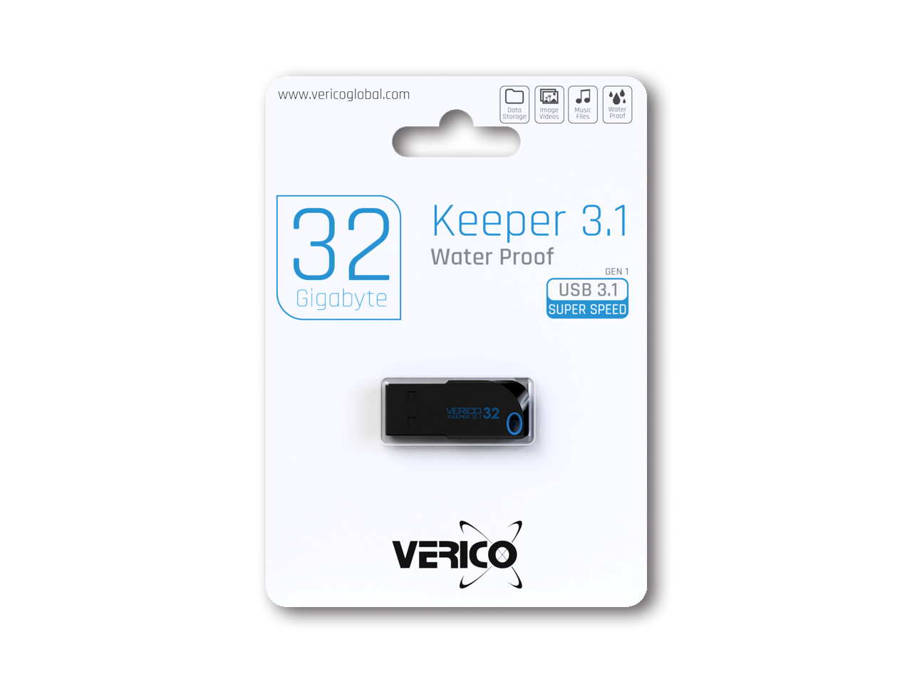 Keeper 3 1 Usb Flash Disk Verico International Co Ltd