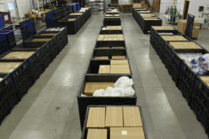 Response Ready Container rows from above
