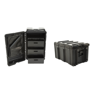 3-Drawer-Mobile-Medical-Case-(4-colors-available) -- MC-3D