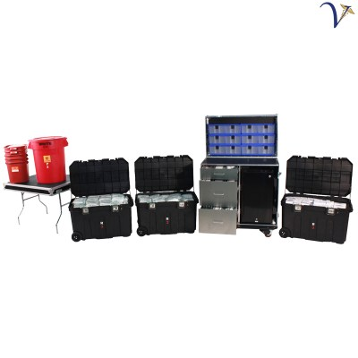 Vaccinator 5000 System with Refrigerator Vaccination Module (VS-5000R)