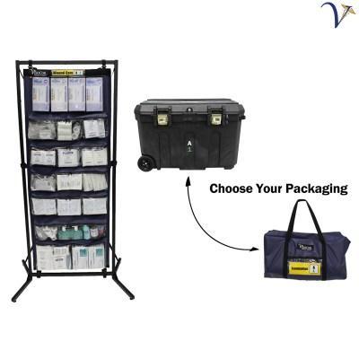 Wound Care Medical Kit Module (MK-WC)