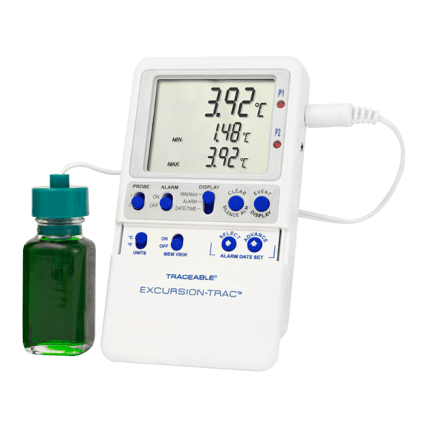 6430 Excursion-Trac™ Temperature Monitoring & Data Logger Kit -- TM-6430