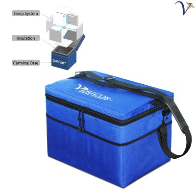 Cool Cube 100 Vaccine Transport Cooler - Vaccine Carrier