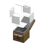 exploded-Cool-Cube™-Tan
