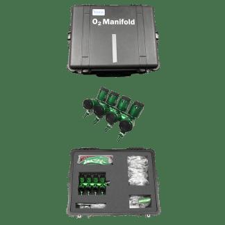 Oxygen Manifold Kit -- SS-OMK