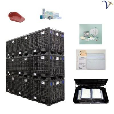 Patient Care Pan Flu Cache Module (PFC-PC)