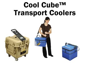 Featured Cool Cube by VeriCor