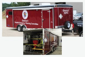 Incident Response Trailers Mobile Emergency Management