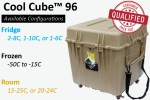 The Cool Cube™ 96 | Response-Ready PPE Kits | Disaster Response Trailers