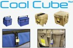 Can the Cool Cube™ be locked? | Staff PPE for Infectious Disease | A Kit Specific for Burn Care