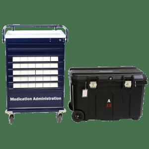 de- alternate care site - medication administration