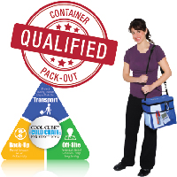What is a Qualified Container and Packout
