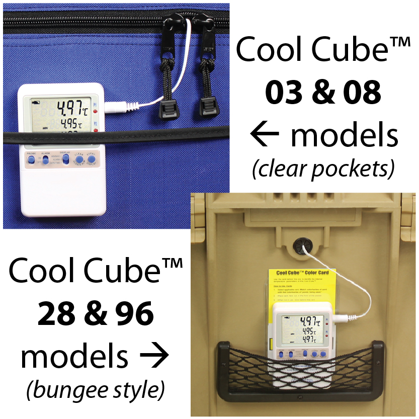 Cool Cube™ Pockets