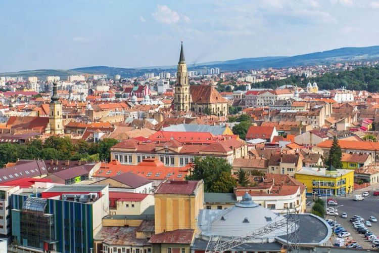 Real Estate Transactions – Cluj-Napoca, 2018