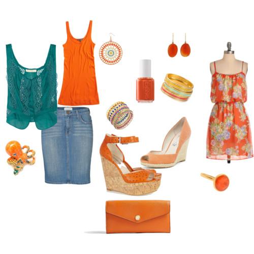 Tangerine 2 Ways