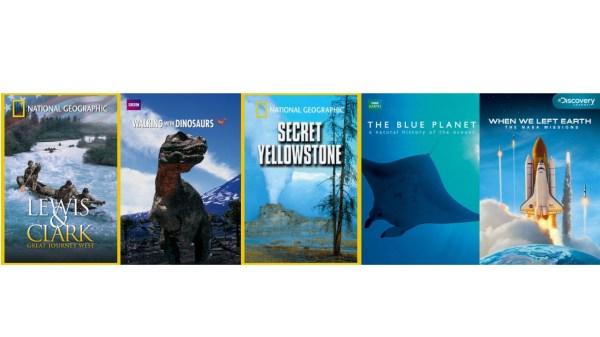 July Netflix Big Kids Documentaries