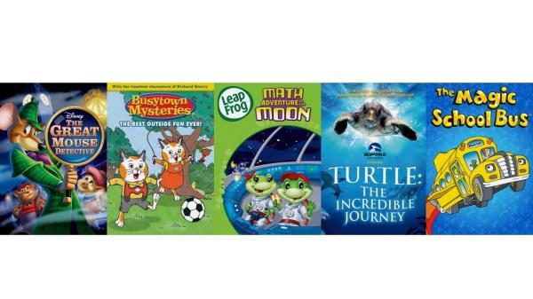 July Netflix Little Kids Documentaries