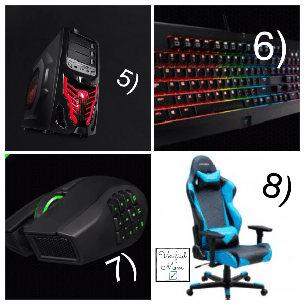 Gamers Holiday Wish List